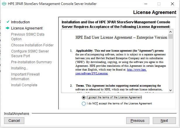 How to Download and Install HPE 3PAR StoreServ Management Console
