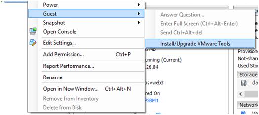 Install VMware tools on RHEL through command line - DbAppWeb com